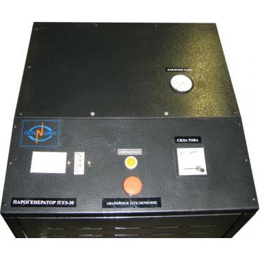 Пароперегреватель электрический ПП-150 (150 кг, пар./час)